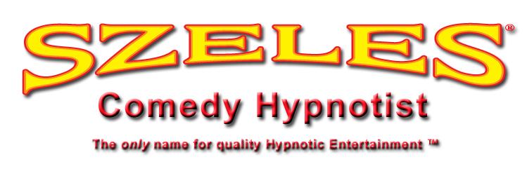 Szeles Comedy Hypnotist Logo